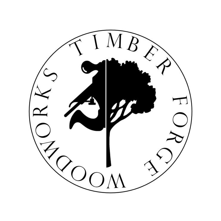 Timber Forge Woodworks logo